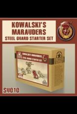 DUST 1947 SSU Steel Guard Starter Set