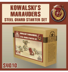 DUST 1947 SSU Steel Guard Starter Set