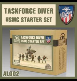 DUST 1947 USMC Starter Set