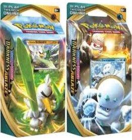 Pokemon Pokemon TCG: Sword & Shield - Darkness Ablaze Theme Deck