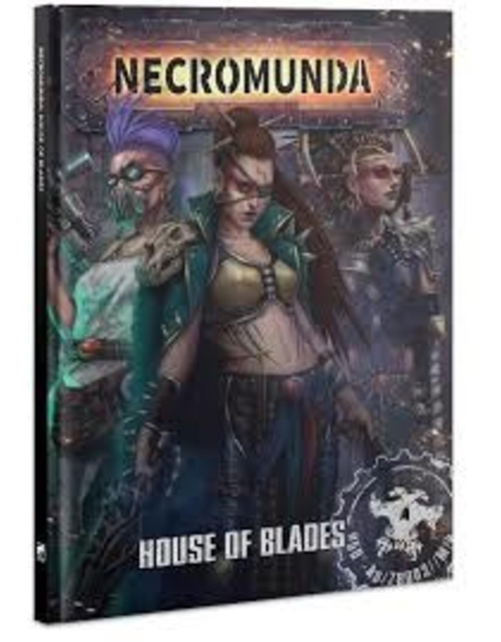 Necromunda Necromunda: House of Blades