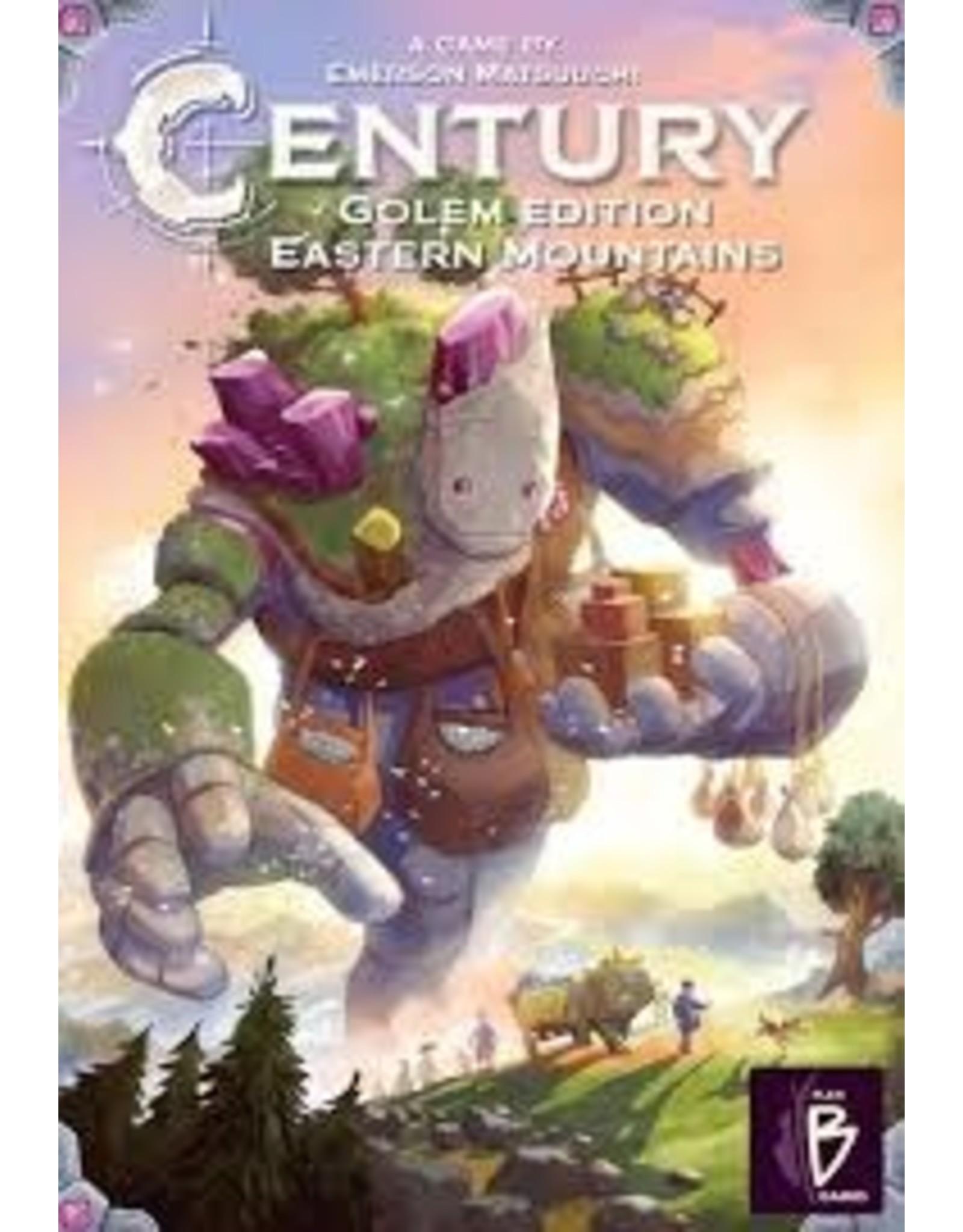 Plan B Games Century: Golem Eastern Mountains
