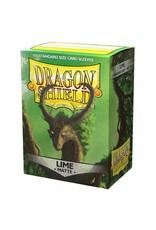 Dragon Shield: Matte Lime (100)
