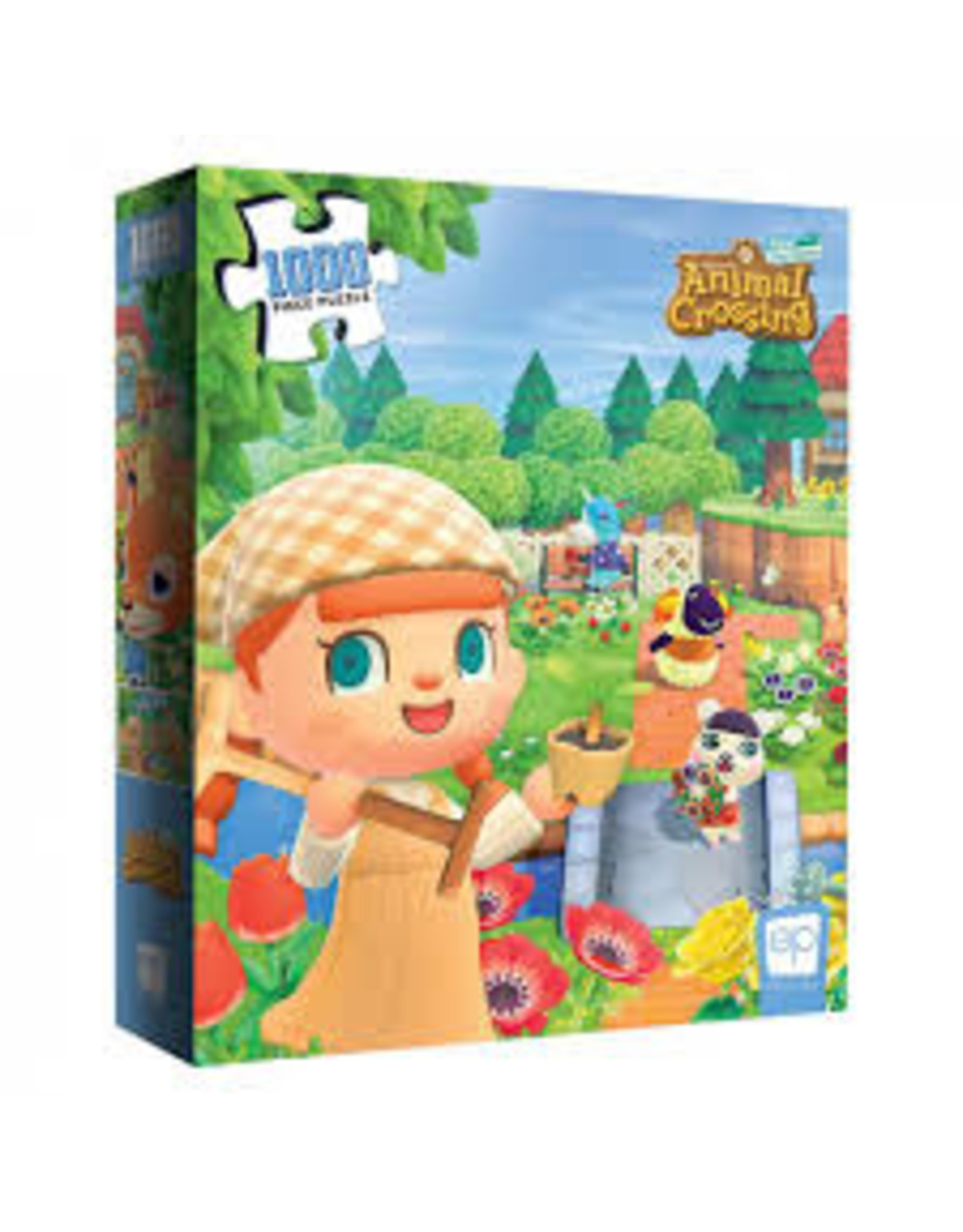 The OP Puzzle: Animal Crossing 1000 pc