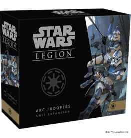 Atomic Mass Games Star Wars Legion: ARC Troopers Unit Expansion