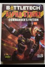 Battletech Alpha Strike: Commander's Edition (Ding & Dent)