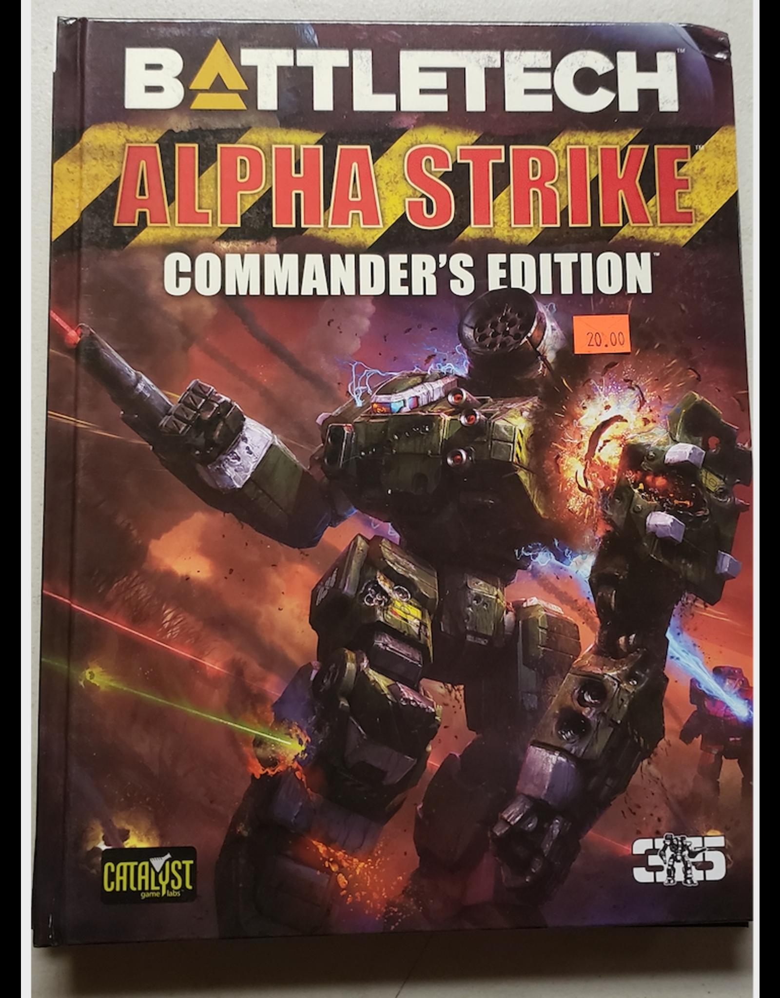 Ding & Dent Battletech Alpha Strike: Commander's Edition (Ding & Dent)