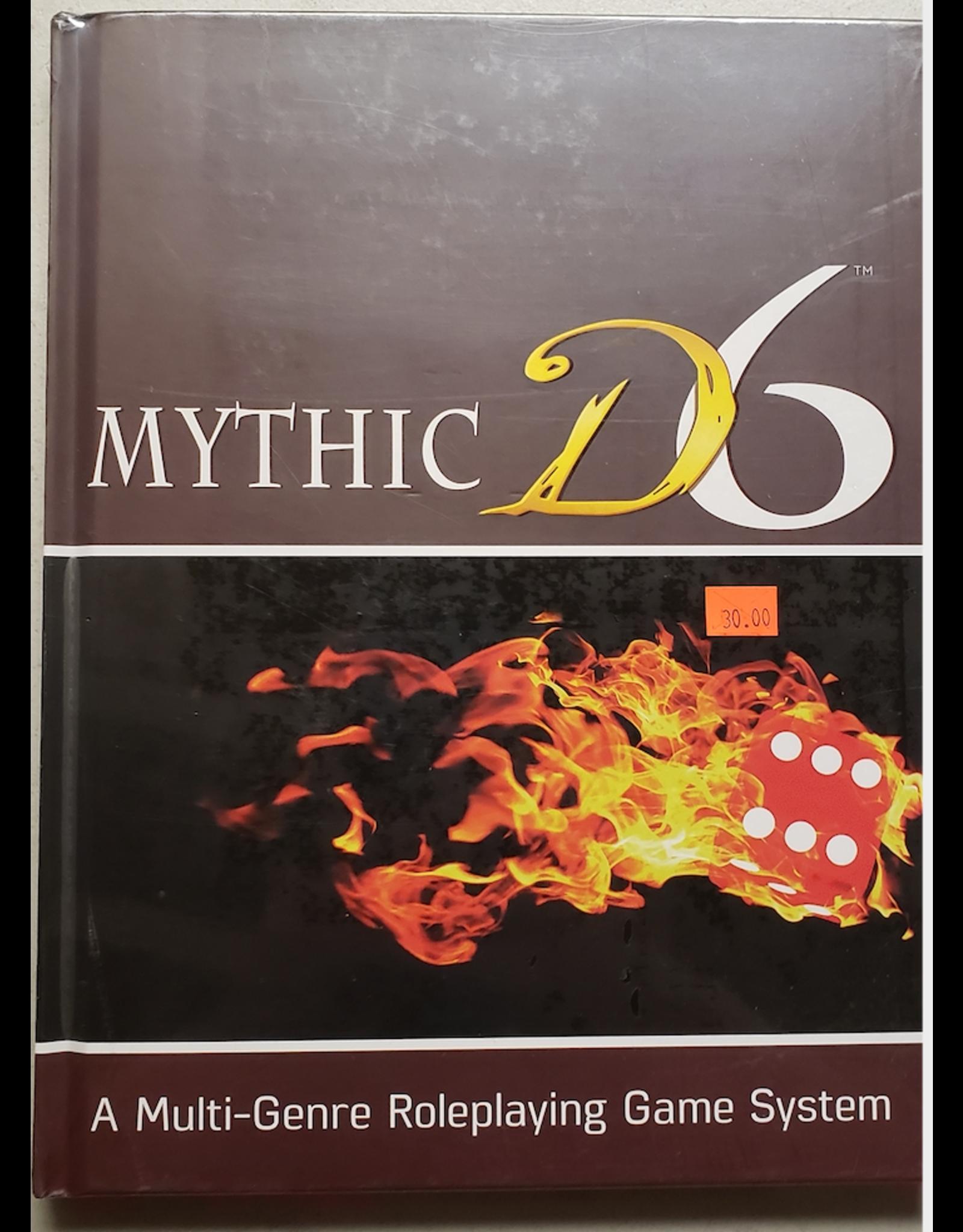 Ding & Dent Mythic D6 (Ding & Dent)
