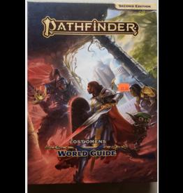 Ding & Dent Pathfinder 2E Lost Omens World Guide (Ding & Dent)