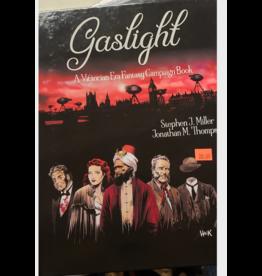 Ding & Dent Gaslight: A Victorian Era Fantasy Campaign Book (Ding & Dent)
