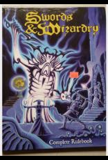 Ding & Dent Sword & Wizardry Complete Rulebook (Ding & Dent)