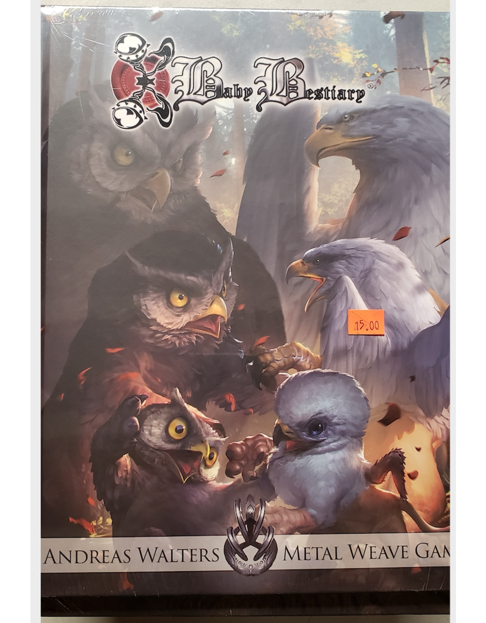 Ding & Dent Baby Bestiary (Ding & Dent)
