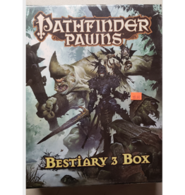 Ding & Dent Pathfinder 1E: Pathfinder Pawns Bestiary 3 Box (Ding & Dent)