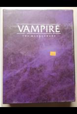 Vampire the Masquerade Box Set (Ding & Dent)