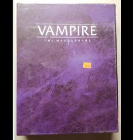 Ding & Dent Vampire the Masquerade Box Set (Ding & Dent)