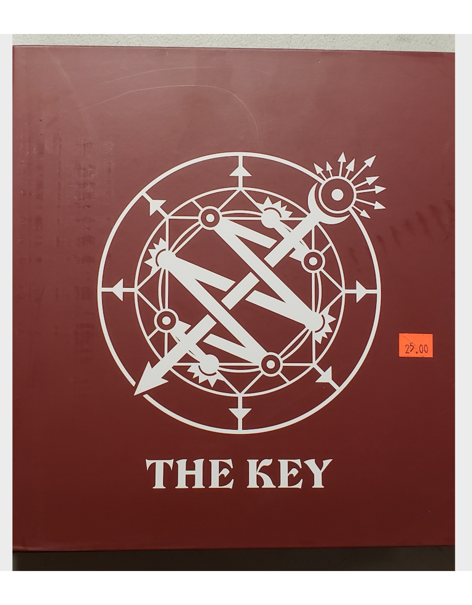 Invisible Sun: The Key (Ding & Dent)