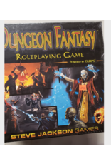 Ding & Dent Dungeon Fantasy Roleplaying Game (Ding & Dent)