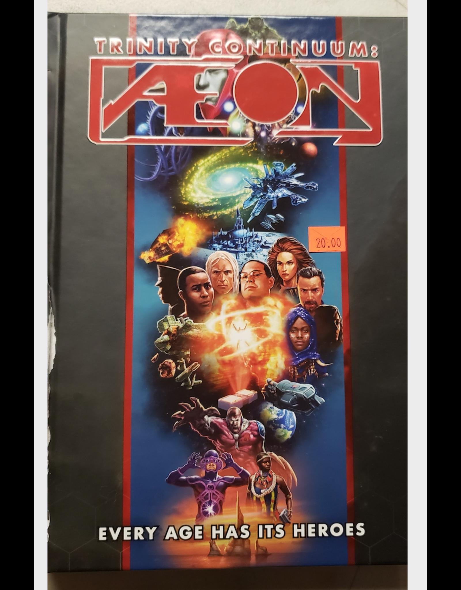 Trinity Continuum: Aeon (Ding & Dent)