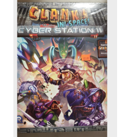 Ding & Dent Clank In Space: Cyber Station 11 (Ding & Dent)