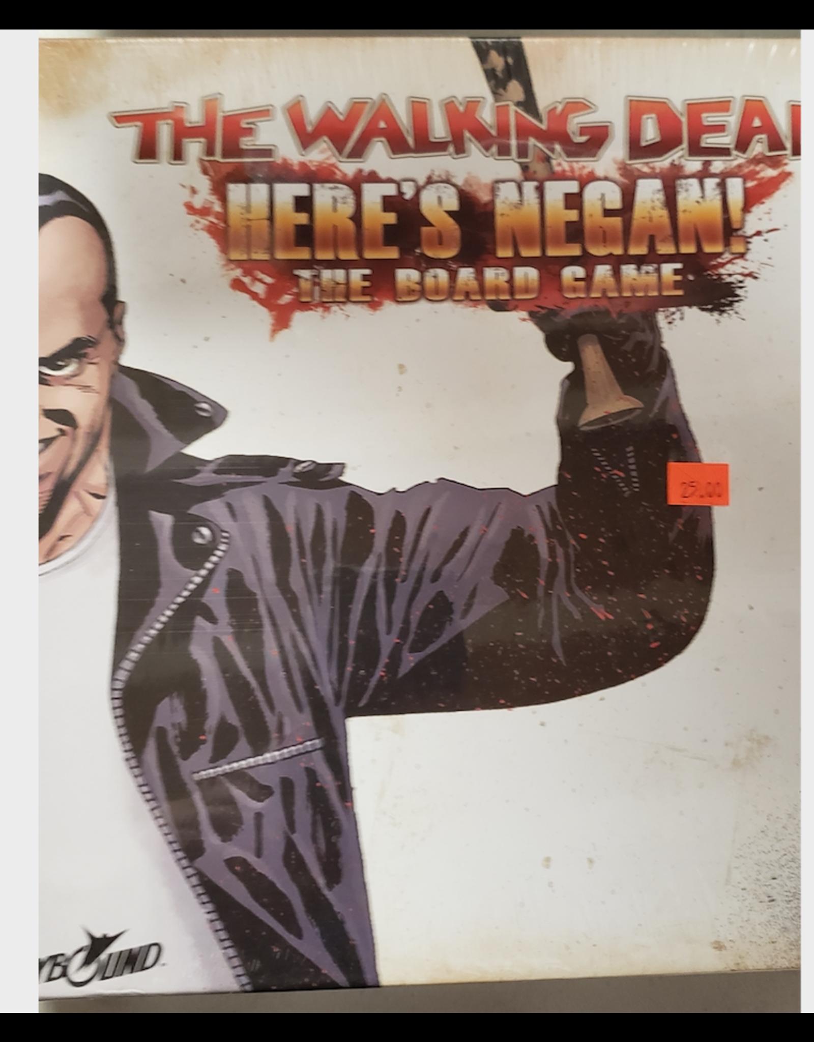 Ding & Dent The Walking Dead: Here's Negan! (Ding & Dent)