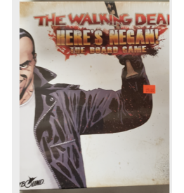 Ding & Dent The Walking Dead: Here's Negan! (Ding & Dent)
