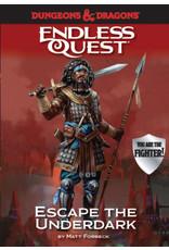 Random House D&D: An Endless Quest Adv - Escape the Underdark SC