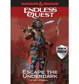 Random House D&D: An Endless Quest Adv - Escape the Underdark SC
