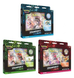 Pokemon PKM: Champion's Path Pin Collection 1 (Pre Order)