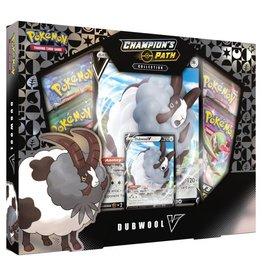Pokemon PKM: Champion's Path Coll: Dubwool V (Pre Order)