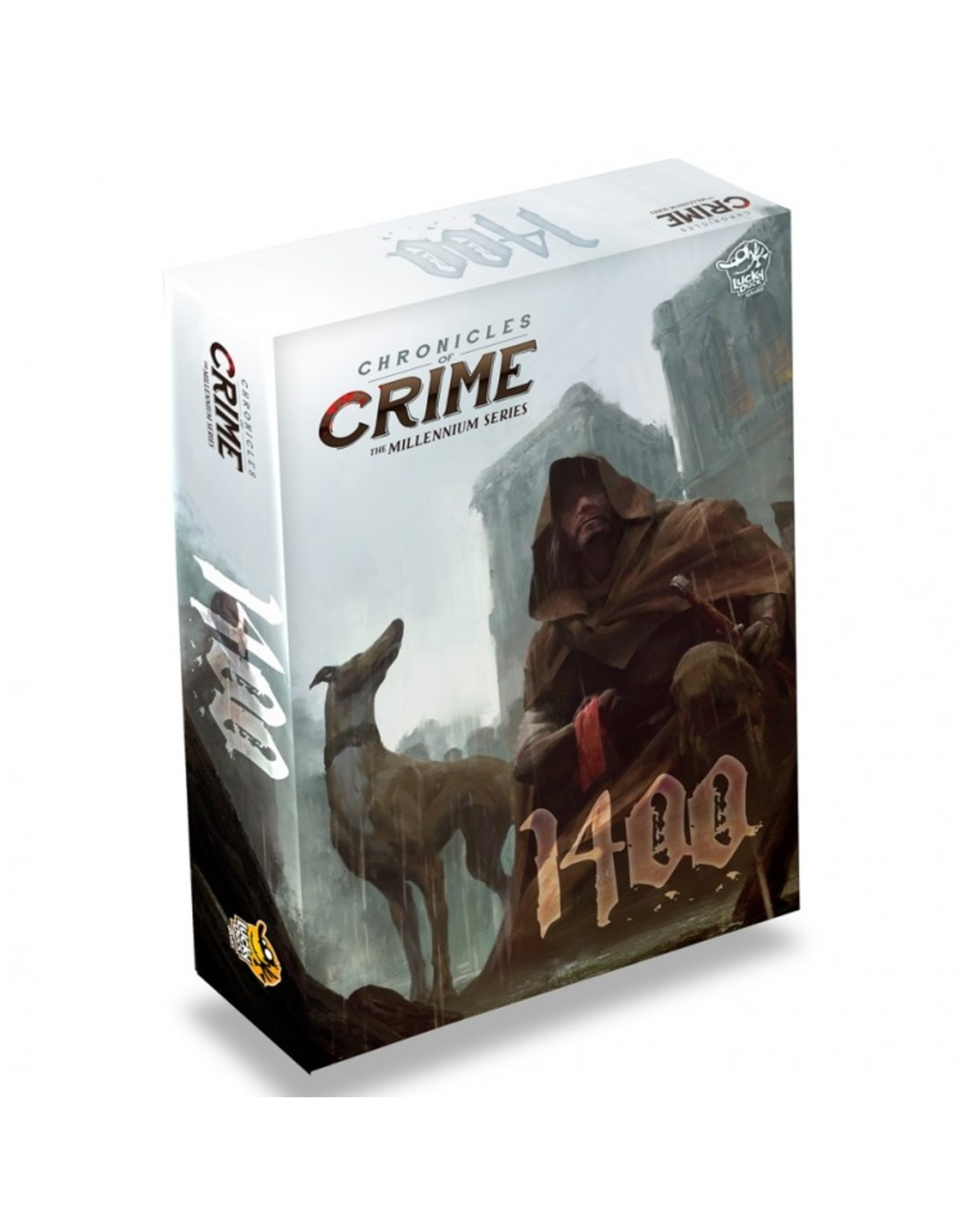 Lucky Duck Games Chronicles of Crime: 1400 (Pre Order)
