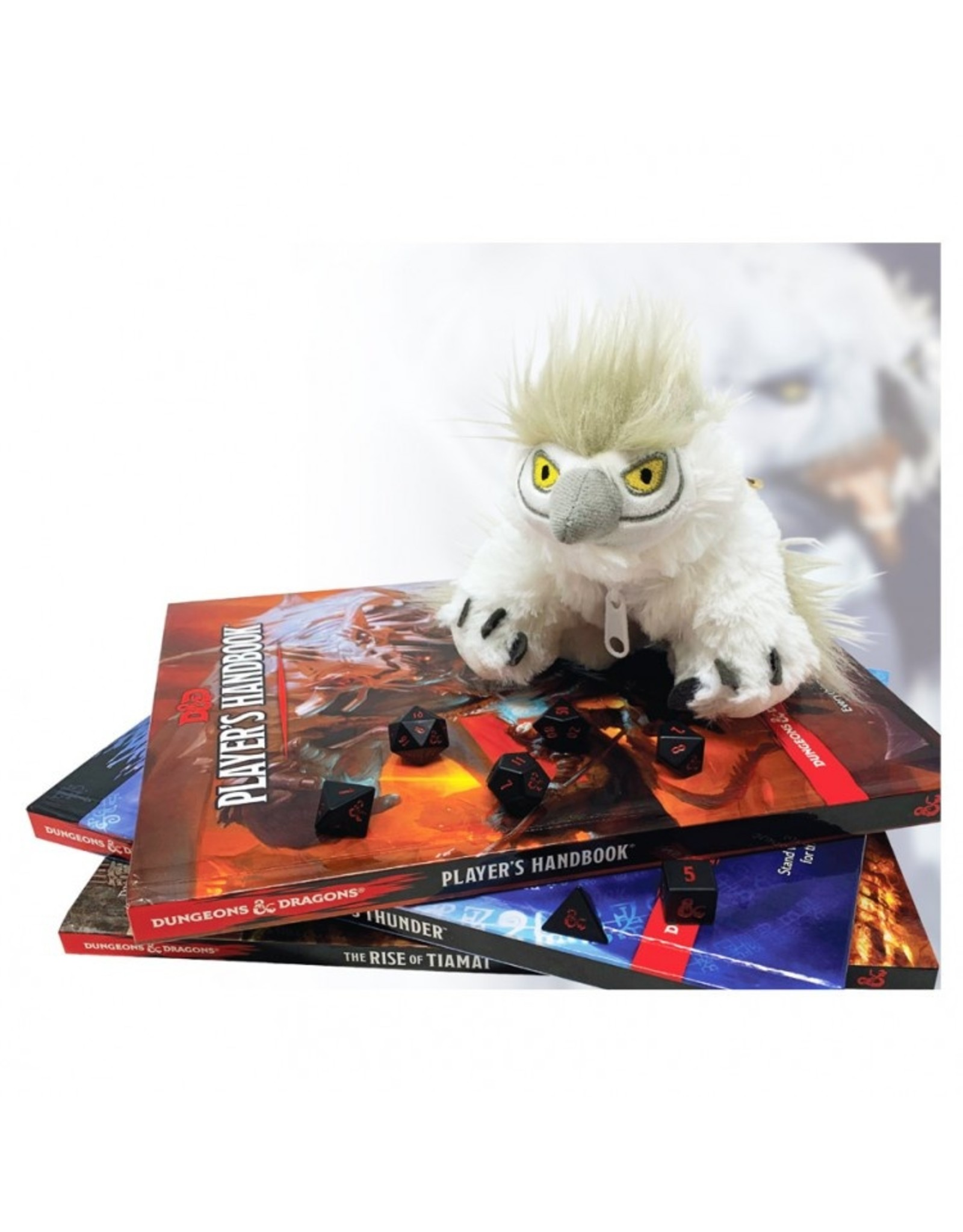 Ultra Pro Gamer Pouch: D&D: Snowy Owlbear
