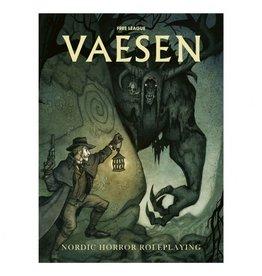 Free League Publishing Vaesen Nordic Horror: RPG