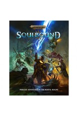 Cubicle 7 Warhammer: Age of Sigmar: Soulbound RPG