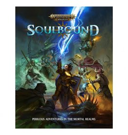 Cubicle 7 Warhammer: Age of Sigmar: Soulbound RPG (Pre Order)