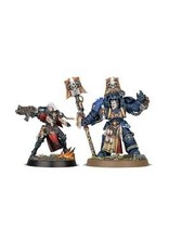 Warhammer 40K Varus and Tariana Palos Made to Order Collection