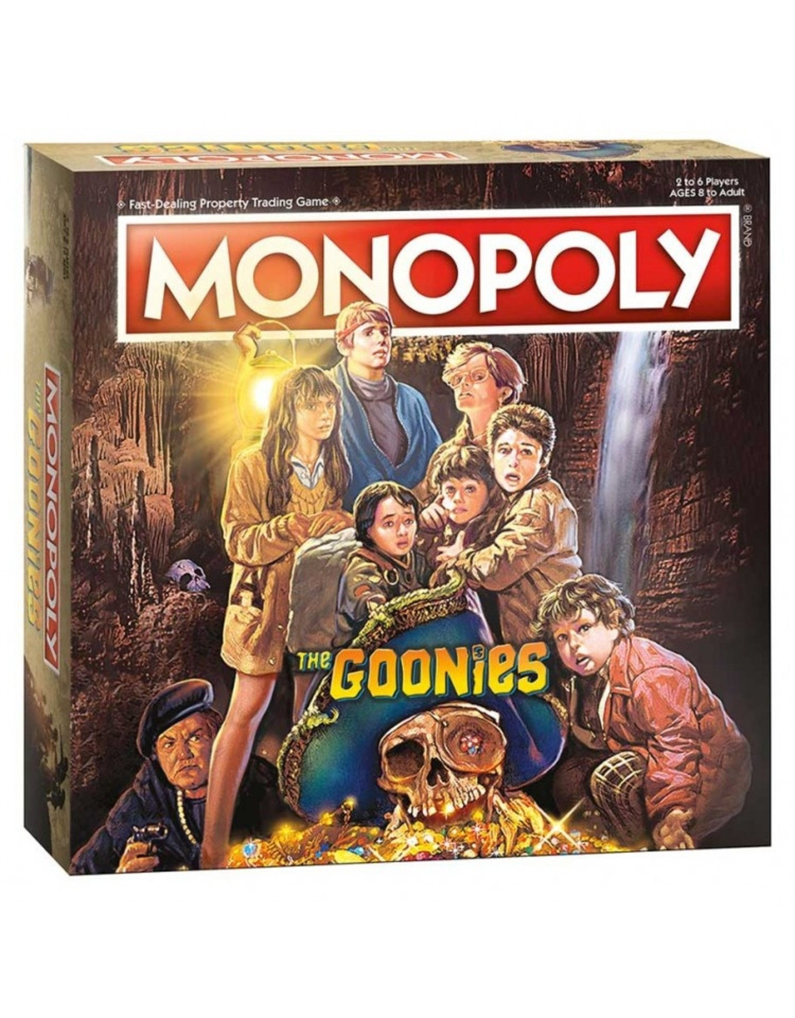 The OP Monopoly: The Goonies