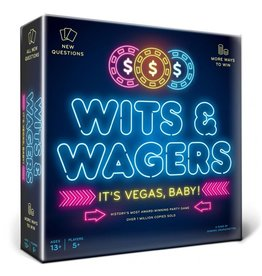 North Star Games Wits & Wagers: Vegas