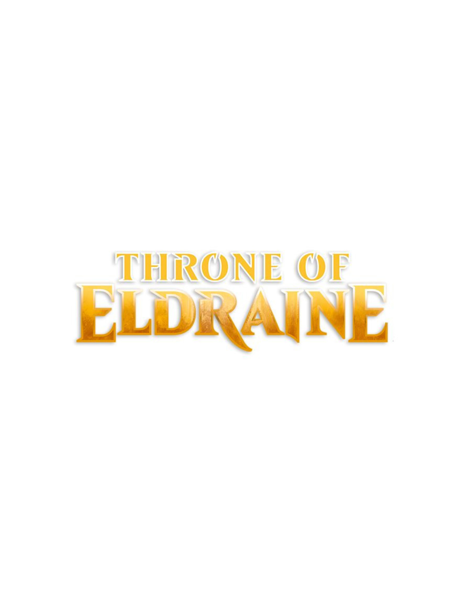 Magic Throne of Eldraine Sleeved Collector Booster