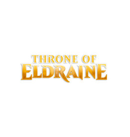 Magic MtG: Throne of Eldraine Sleeved Collector Booster