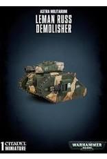 Warhammer 40K Astra Militarum Leman Russ Demolisher