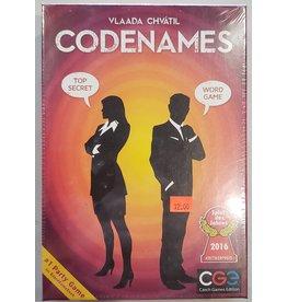 Codenames (Ding & Dent)