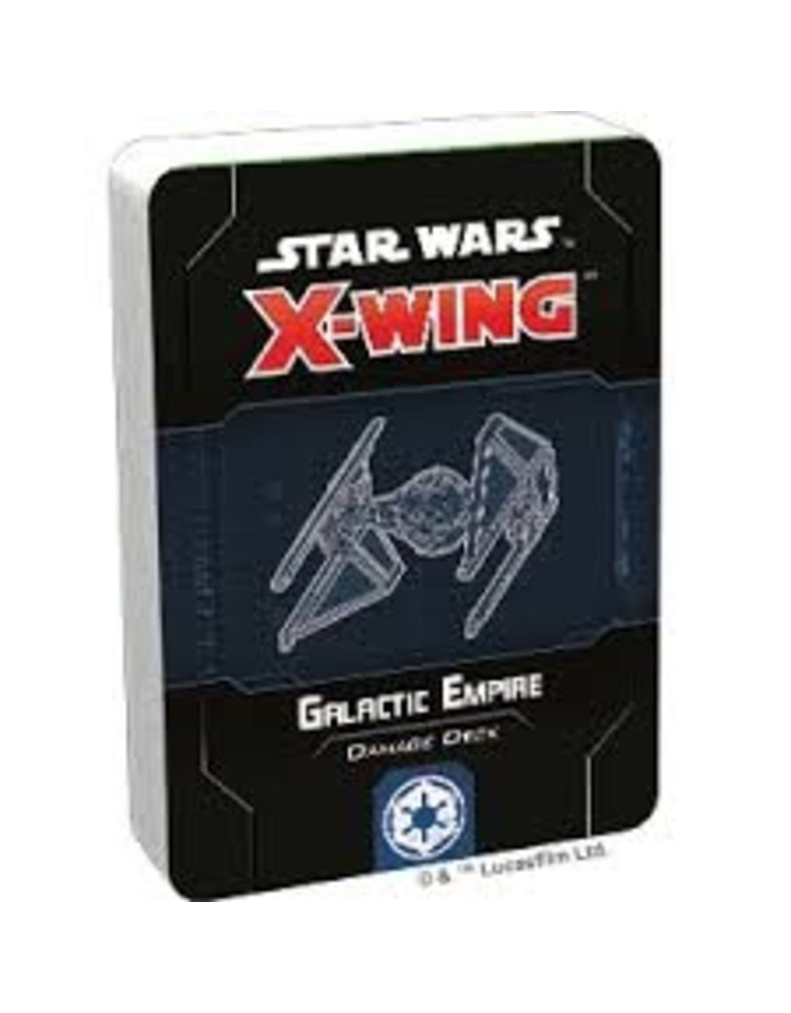 Fantasy Flight Games X-wing 2nd Ed: Galactic Empire Damage Deck
