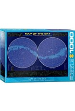 Eurographics Map of the Sky