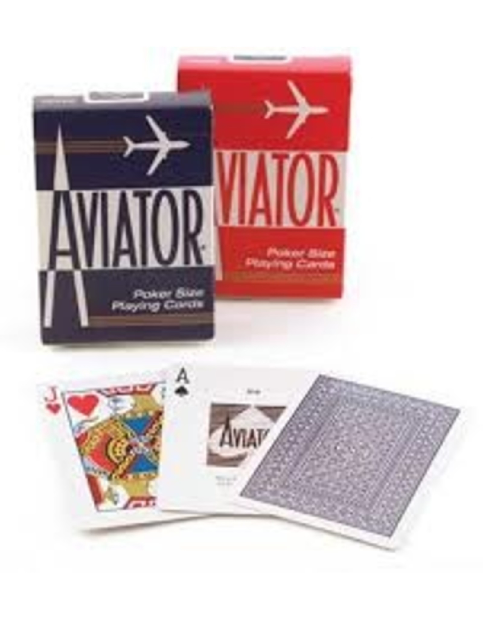 US Playing Card Co. Aviator Poker