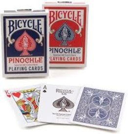 US Playing Card Co. Bicycle Pinochle Cards