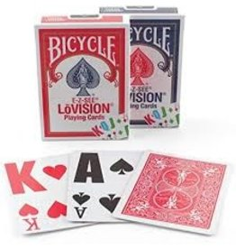 US Playing Card Co. Bicycle EZ See Lo-Vision
