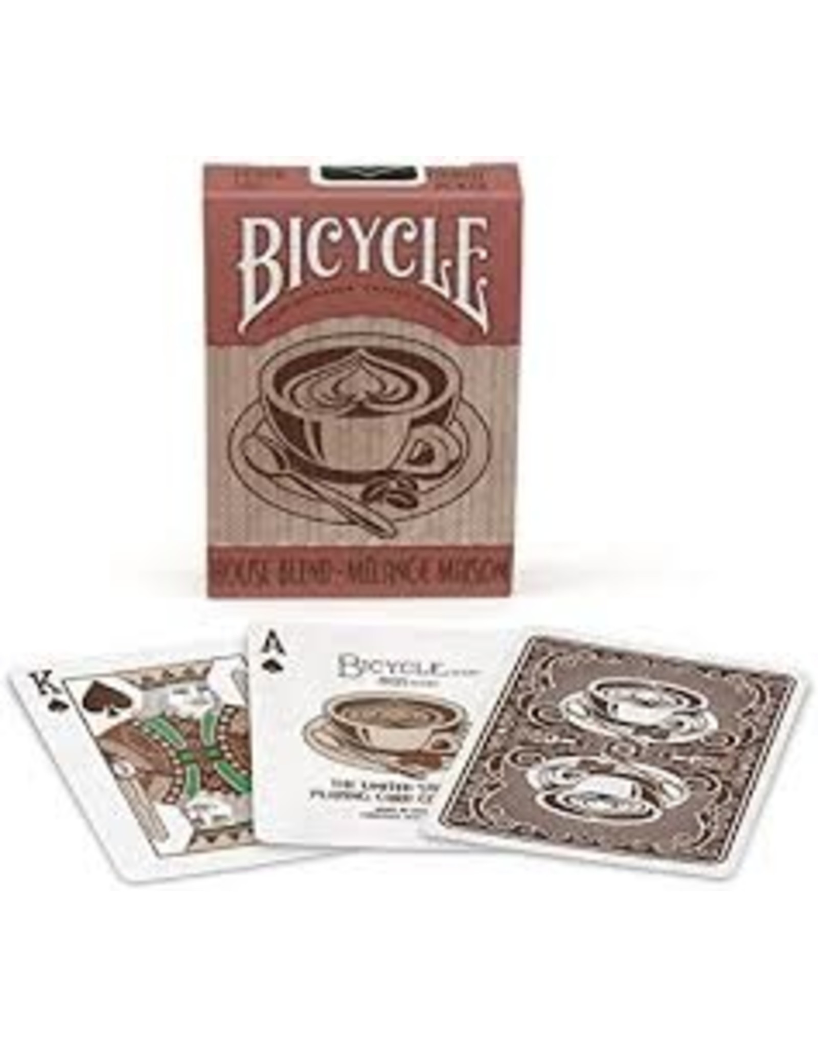 US Playing Card Co. Bicycle House Blend