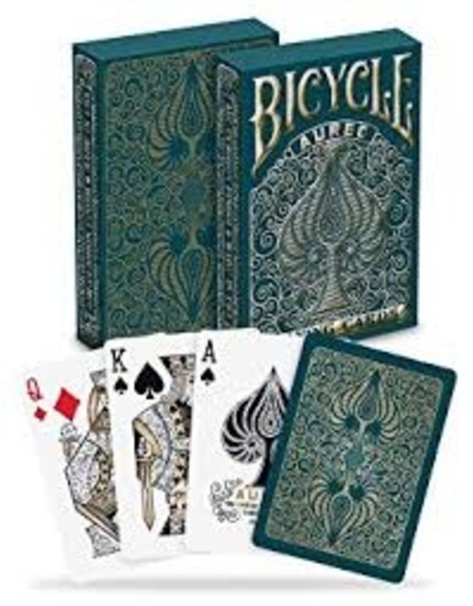 US Playing Card Co. Bicycle Aureo Deck