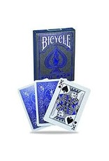 US Playing Card Co. Bicycle Foil Metalluxe Red/Blue
