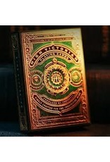 US Playing Card Co. High Victorian Mixed Green Red